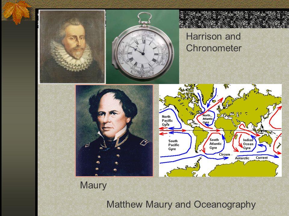 Harrison and Chronometer