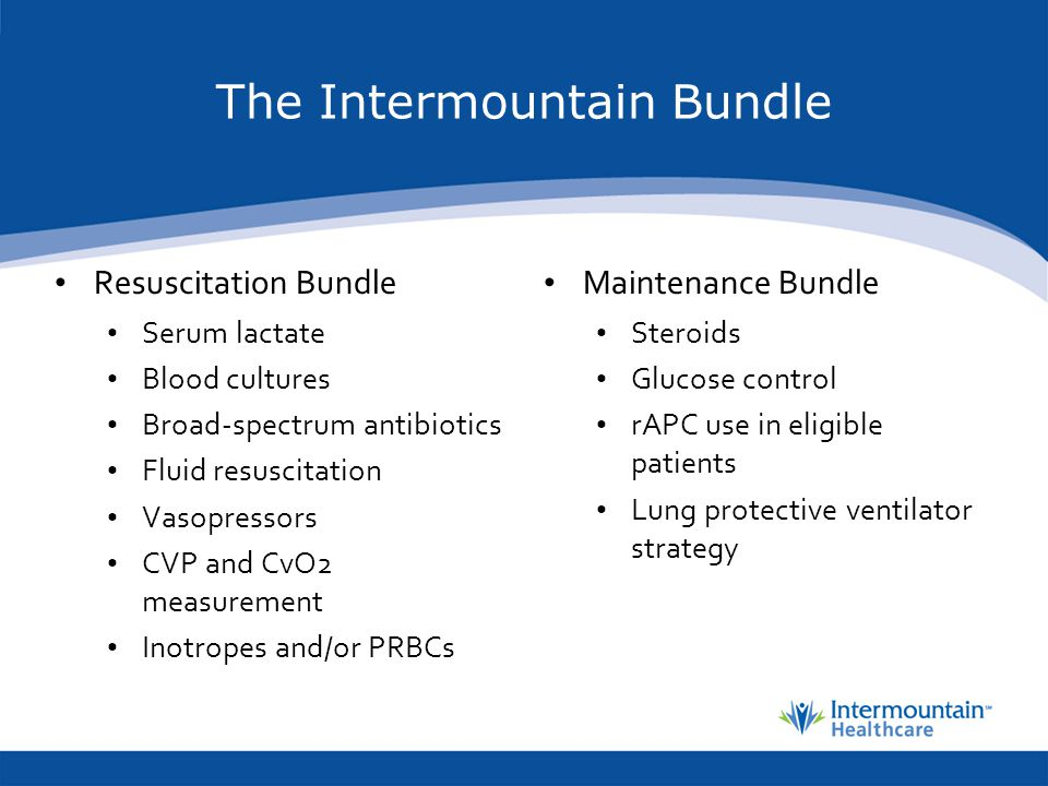 The Intermountain Bundle