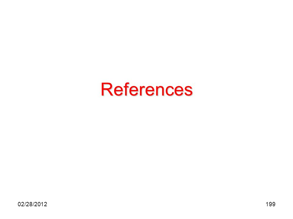 References 02/28/2012