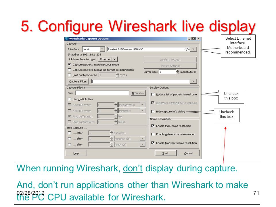 5.+Configure+Wireshark+live+display eip book of knowledge answer id ppt download 1783- ETAP Manual at soozxer.org
