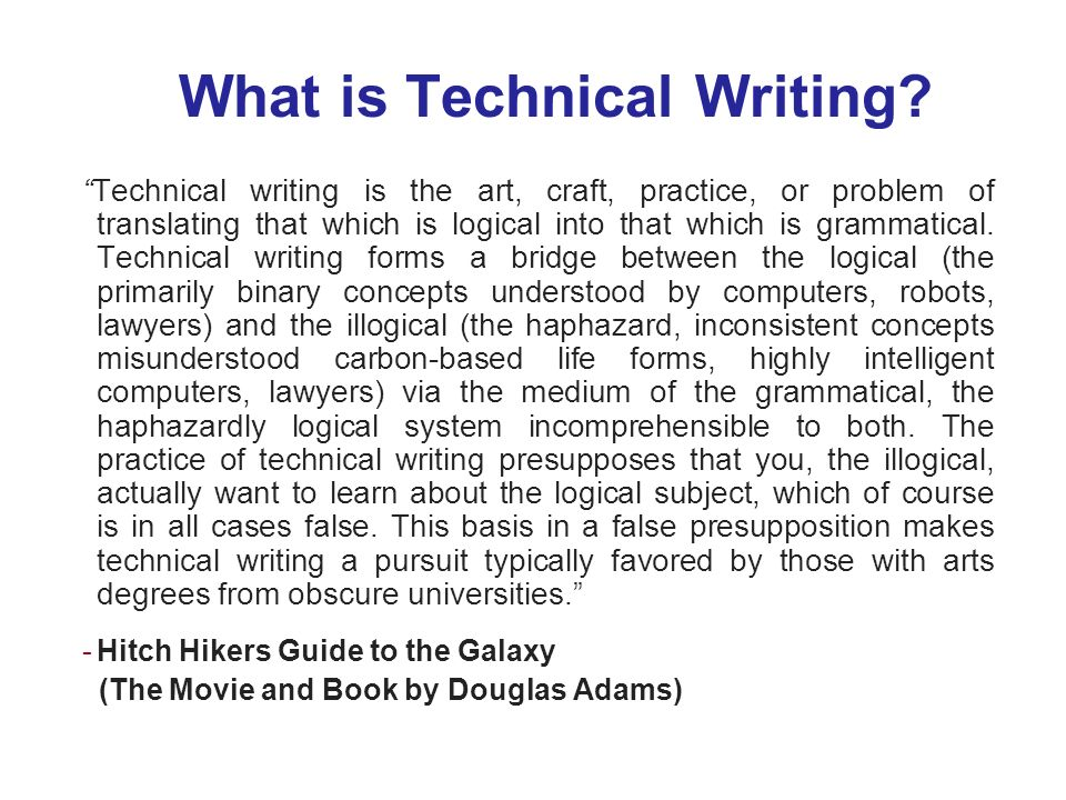 technical writing degree online What can you do with a matc degree pursue doctoral work in technical communication the matc program provides students a of technical writing.