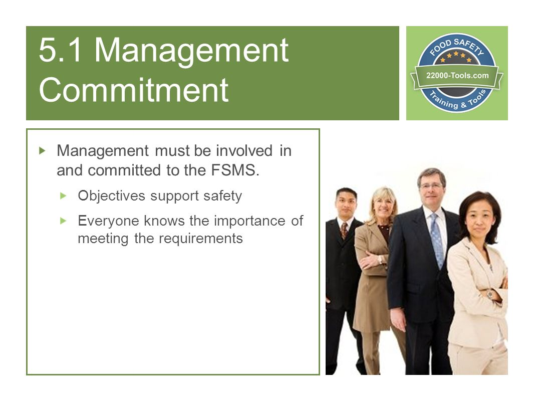 Understanding Food Safety Management Systems Ppt Video
