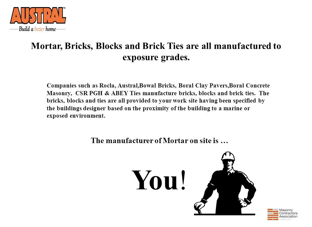 The manufacturer of Mortar on site is …
