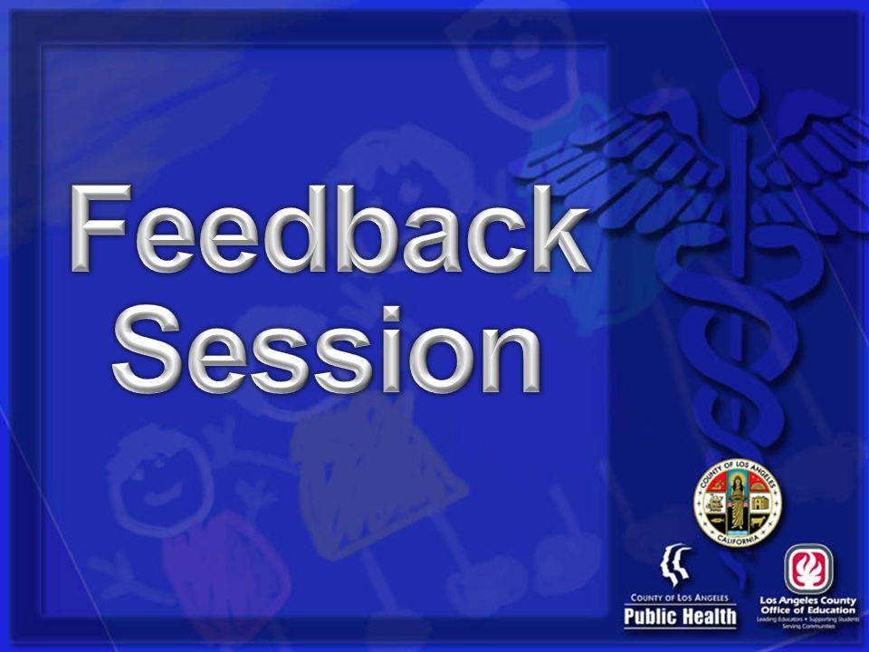 Feedback Session