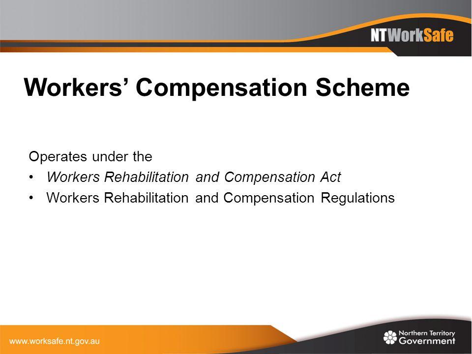 Workers' Compensation Scheme
