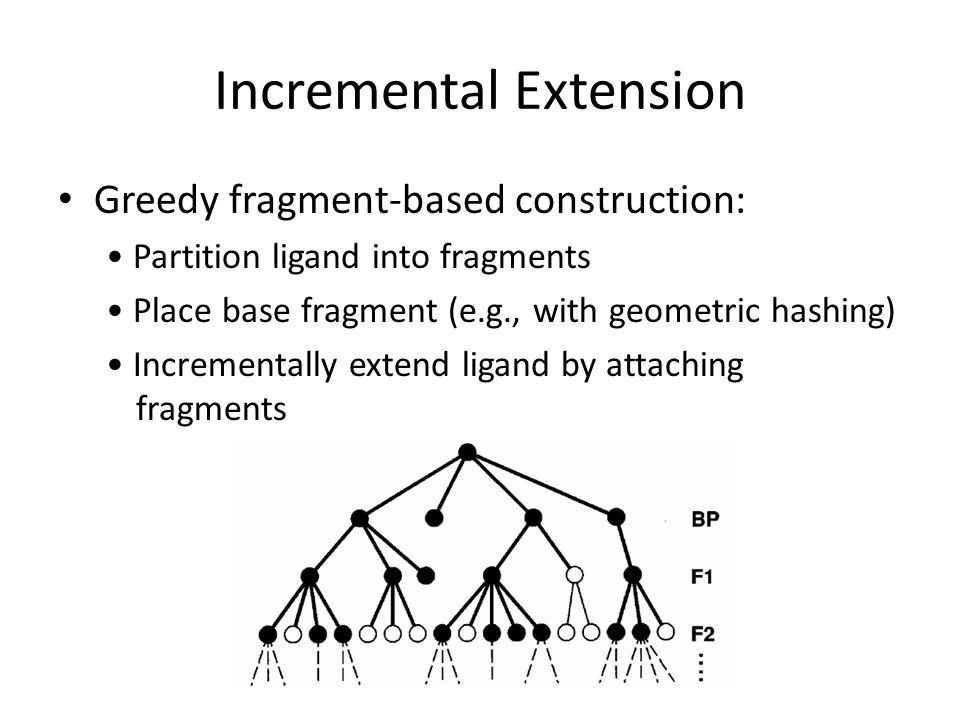 Incremental Extension
