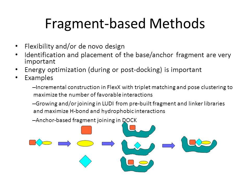 Fragment-based Methods