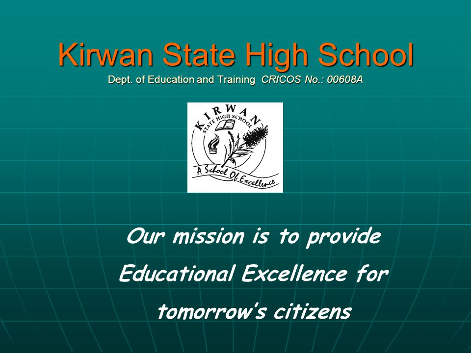 Our mission is to provide Educational Excellence for