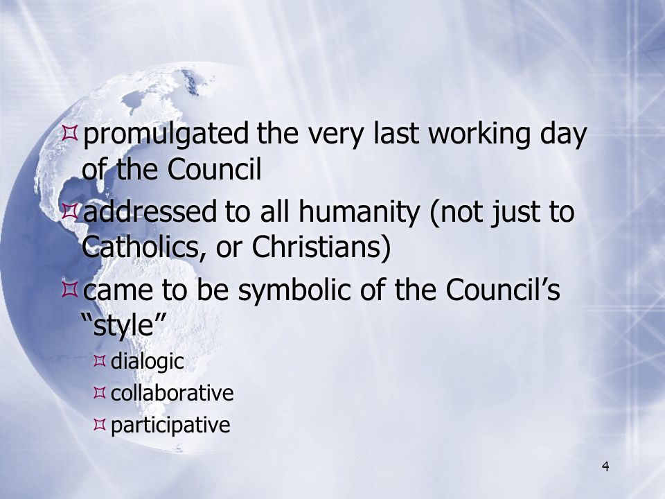 promulgated the very last working day of the Council