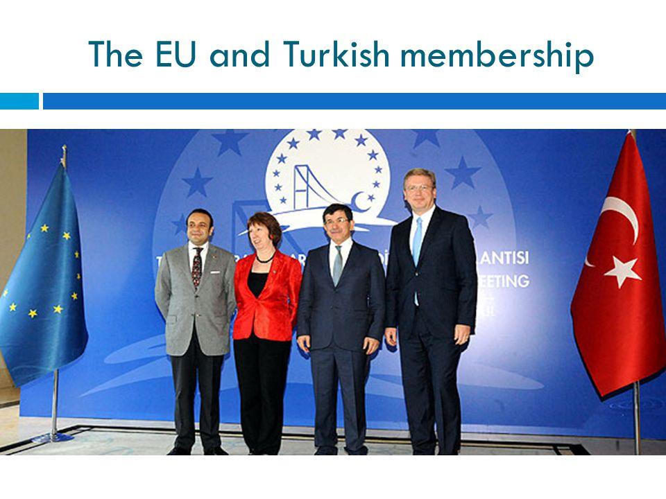 The EU and Turkish membership