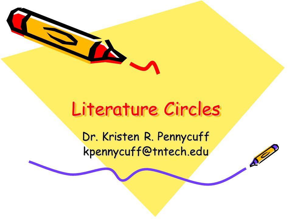 Dr. Kristen R. Pennycuff kpennycuff@tntech.edu
