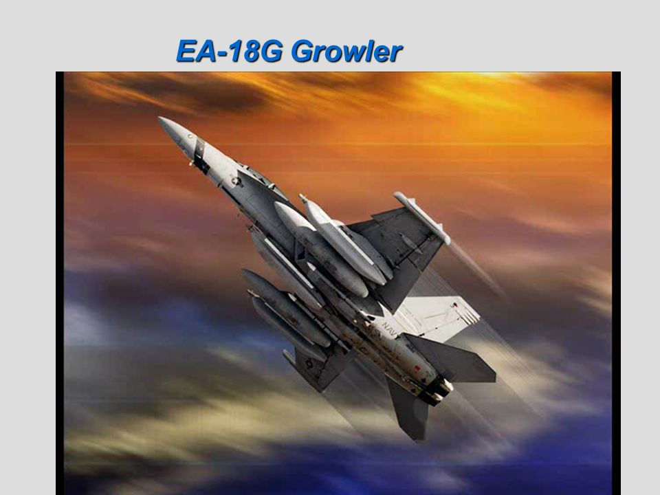 EA-18G Growler Show video here