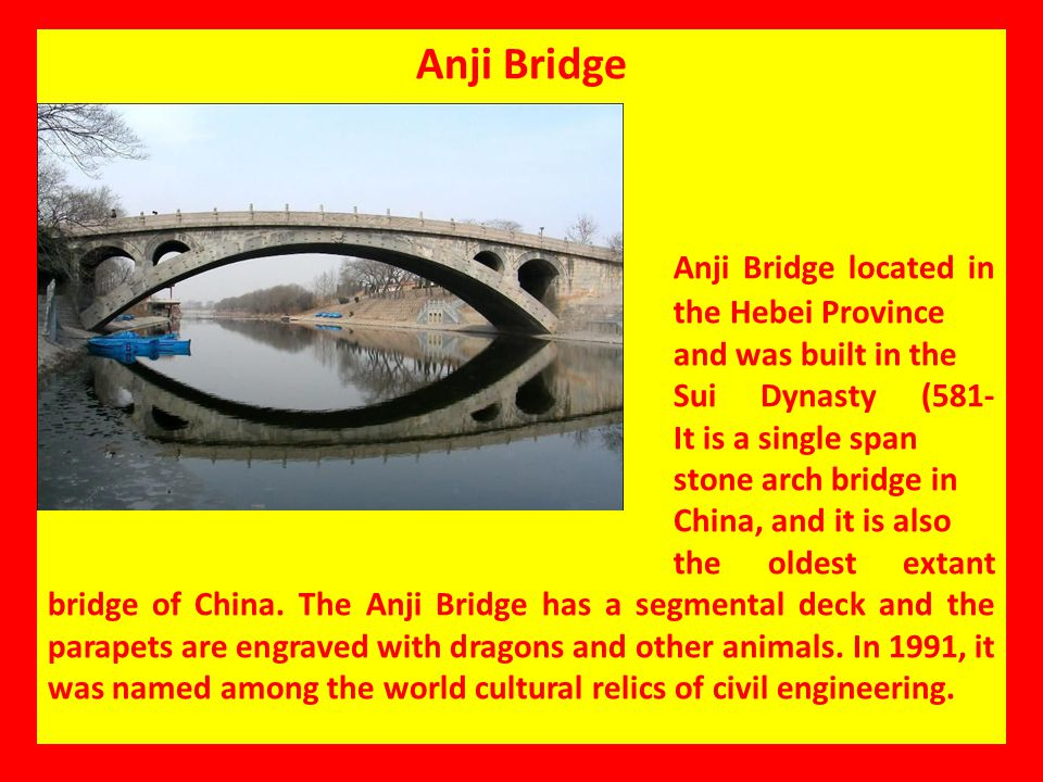 Anji Bridge