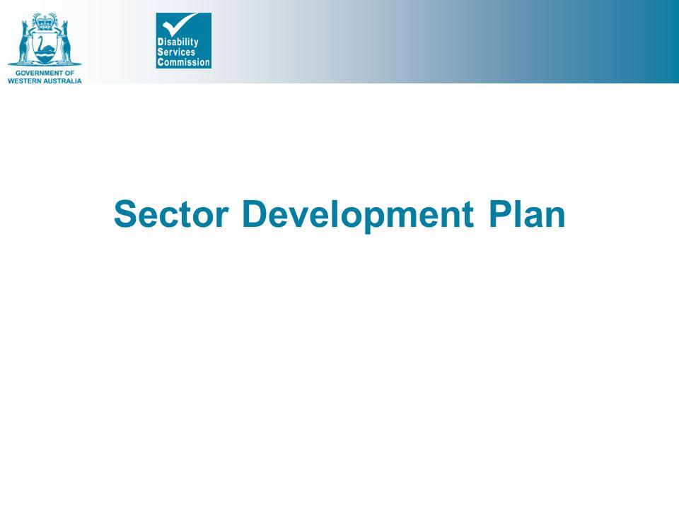 Sector Development Plan