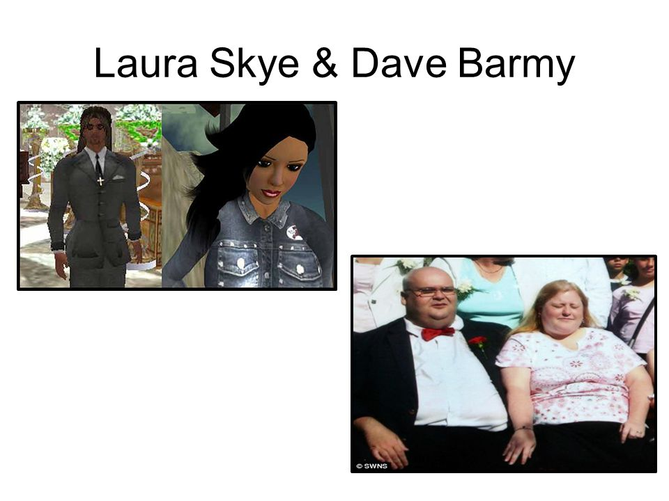 Laura Skye & Dave Barmy