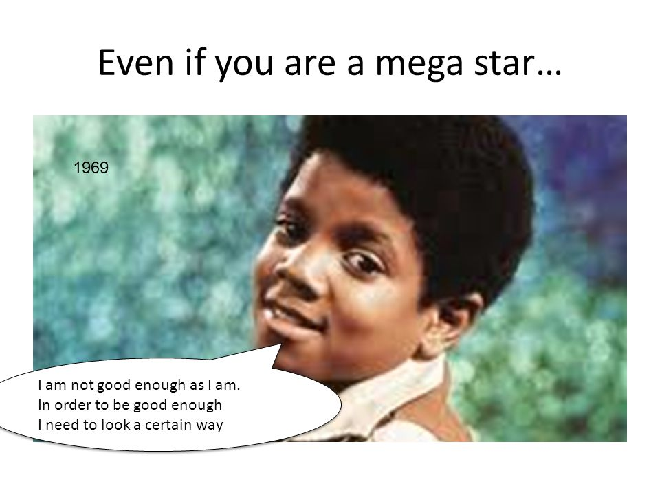 Even if you are a mega star…
