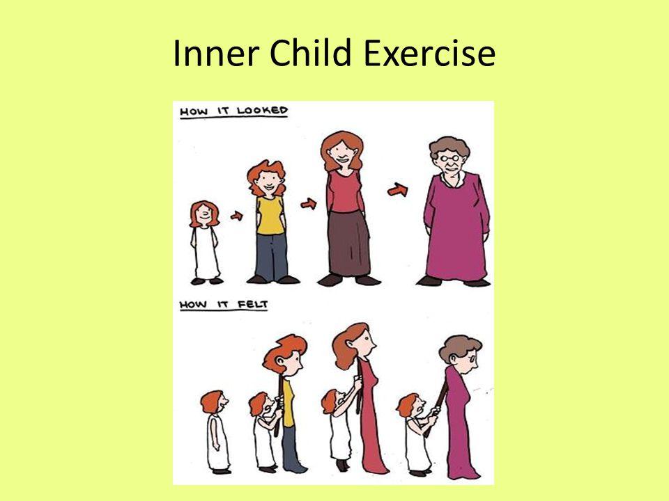 Inner Child Exercise