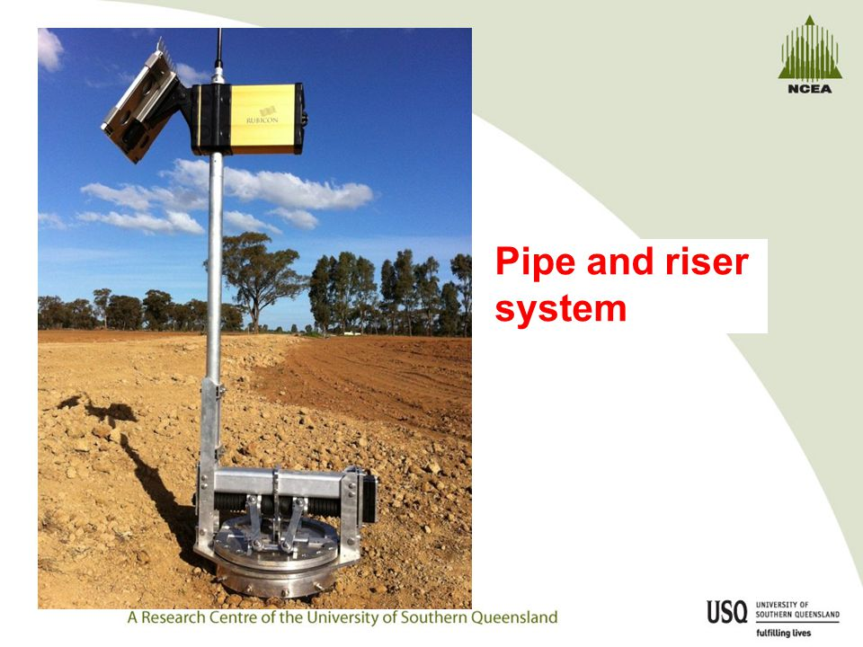 Pipe and riser system