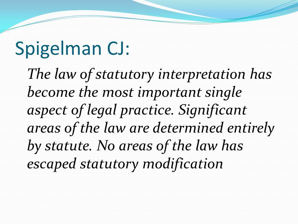 Spigelman CJ: