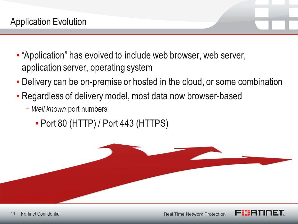 Application Evolution