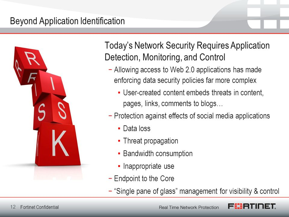 Beyond Application Identification