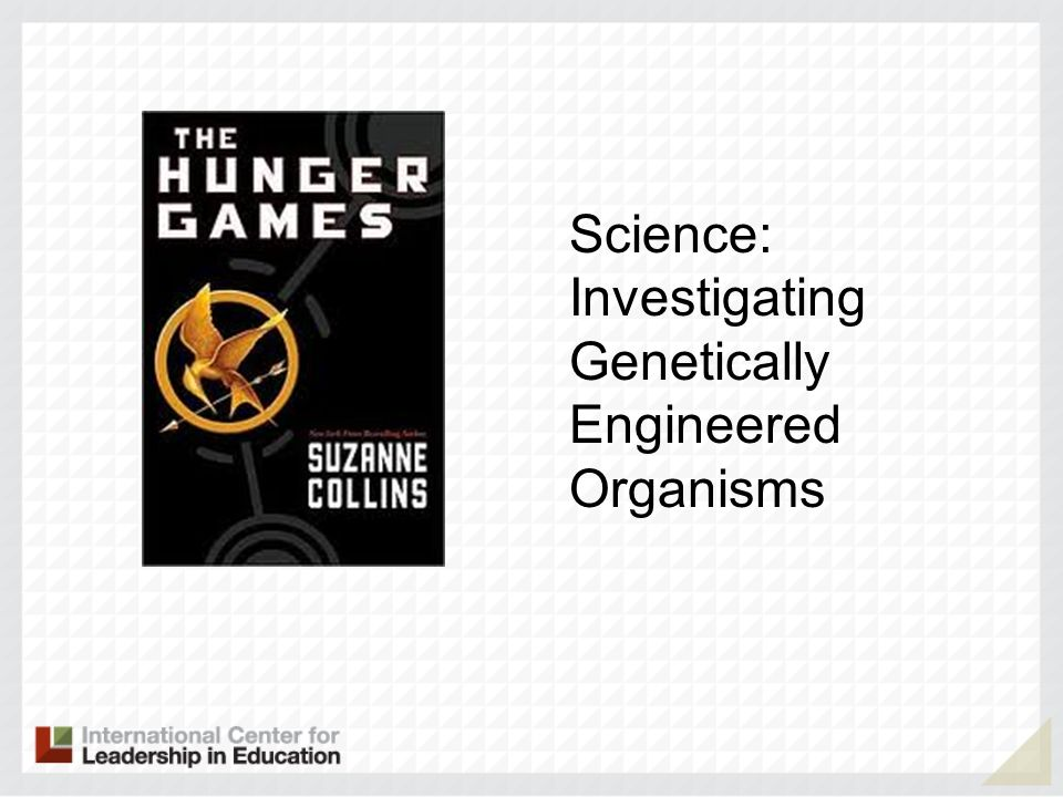 Science: Investigating Genetically Engineered