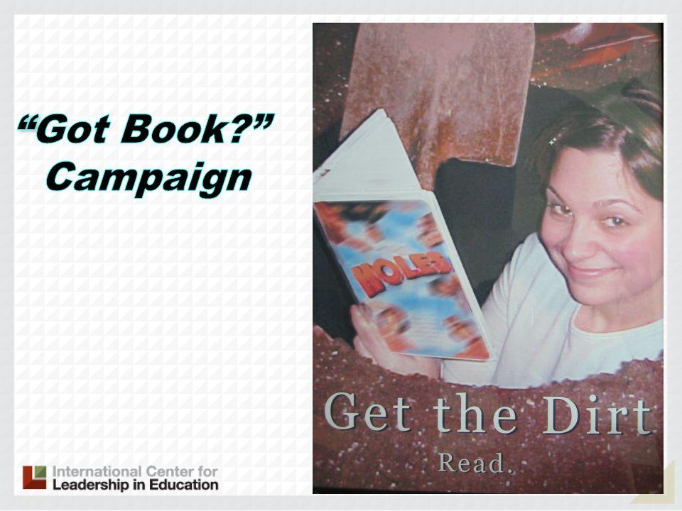 Got Book Campaign
