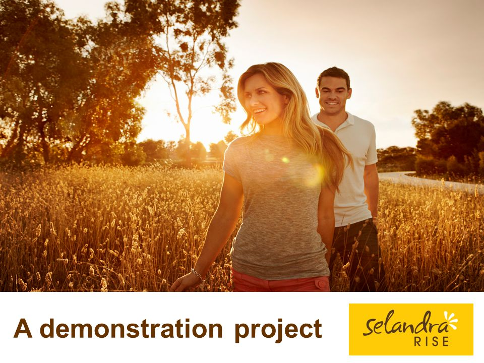 A demonstration project