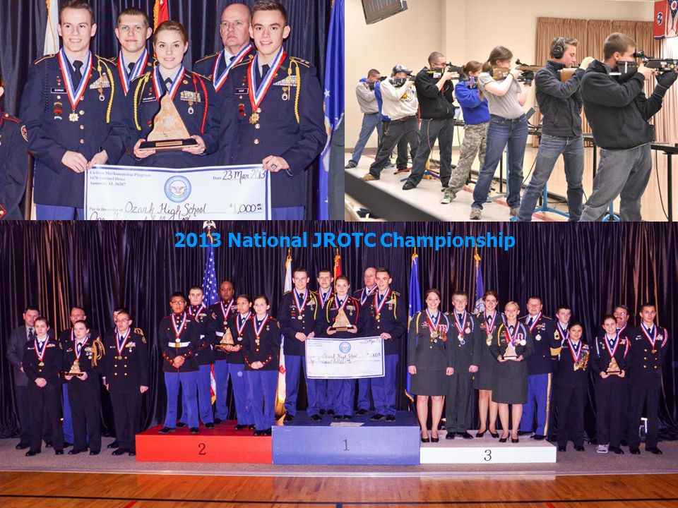 2013 National JROTC Championship