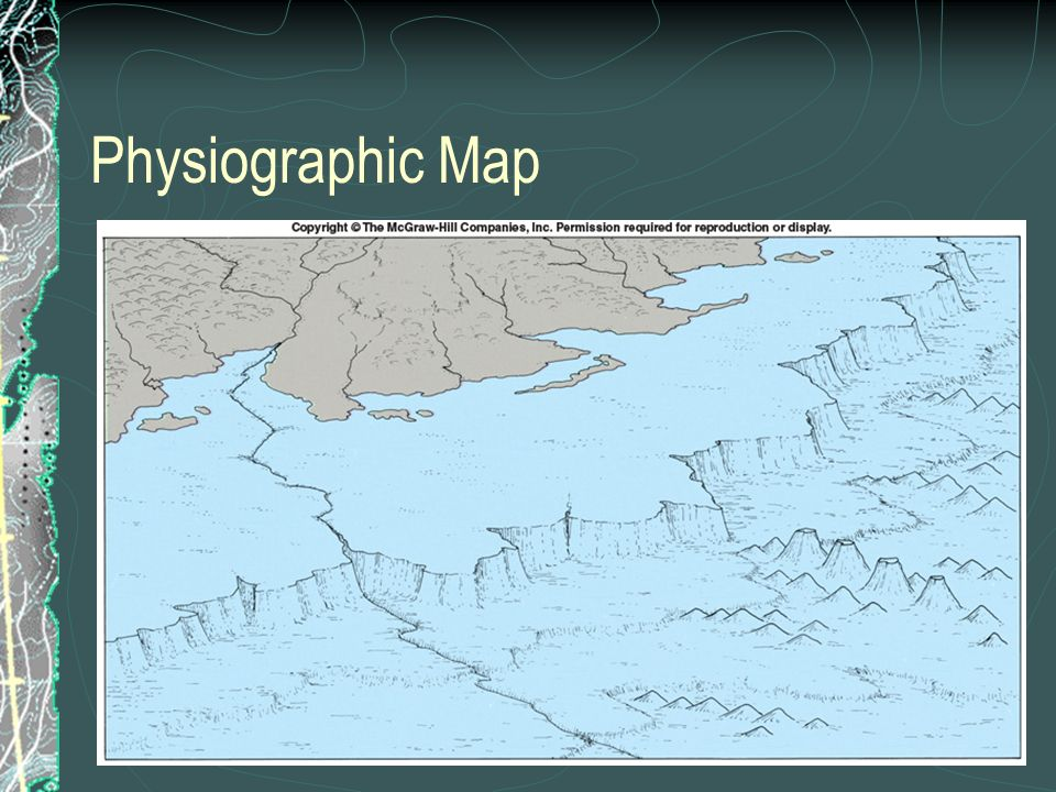 Physiographic Map