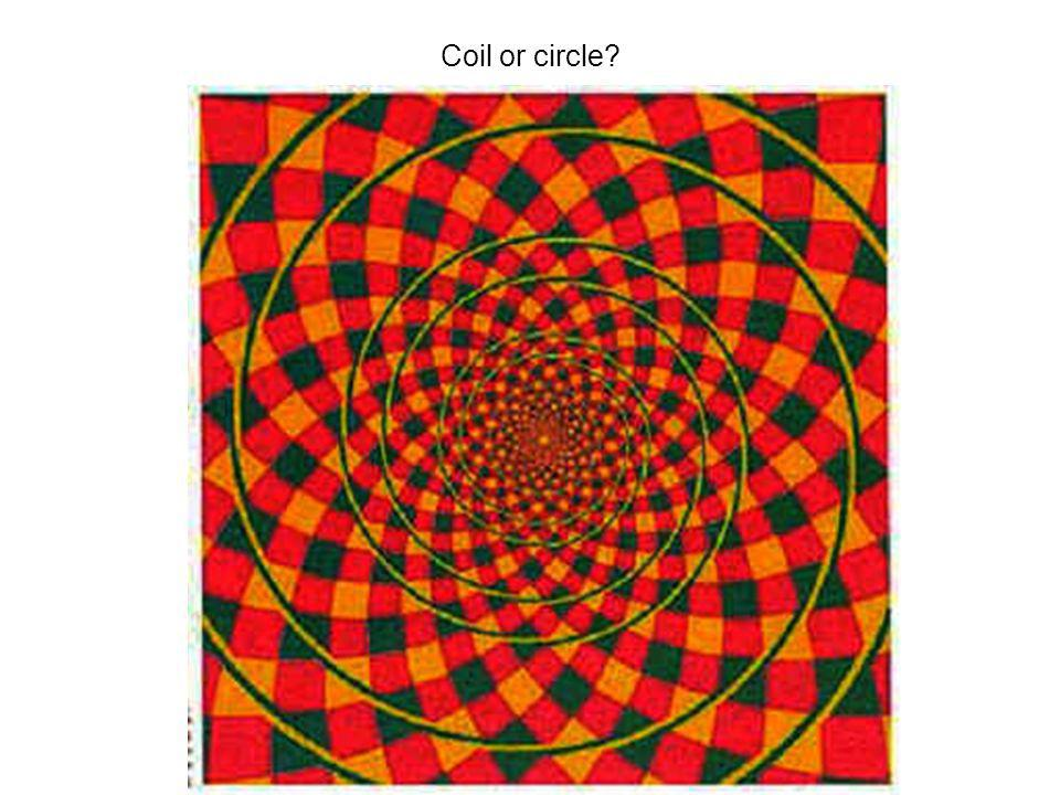 Coil or circle