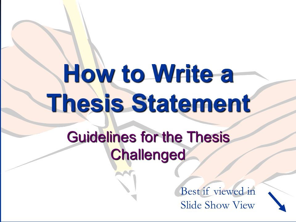 a mini thesis Sample thesis pages (revised january 2015) the graduate college  gradillinoisedu/thesis-dissertation.