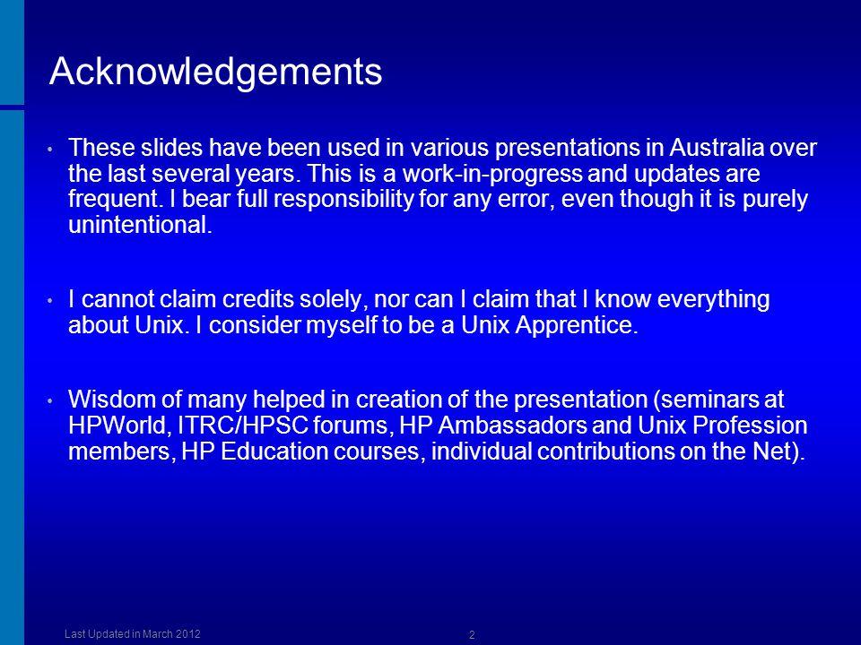 Acknowledgements Dusan Baljevic.