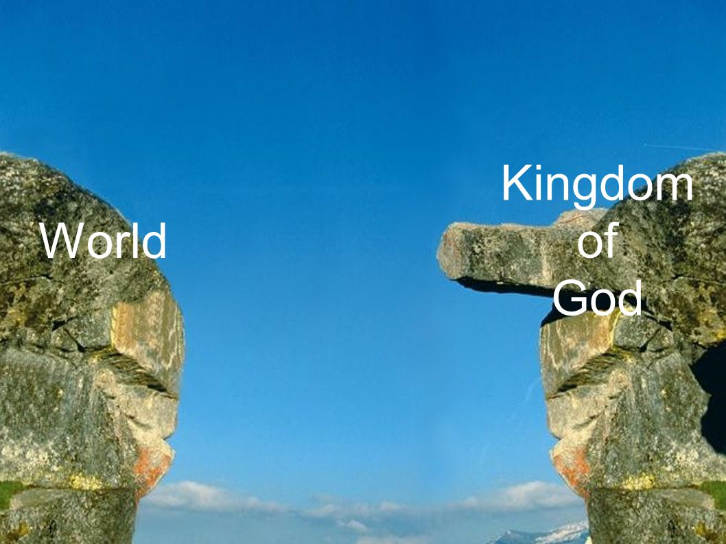 Kingdom of God World
