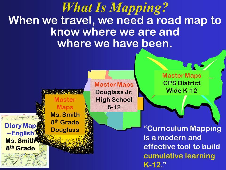 Diary Map --English Ms. Smith 8th Grade