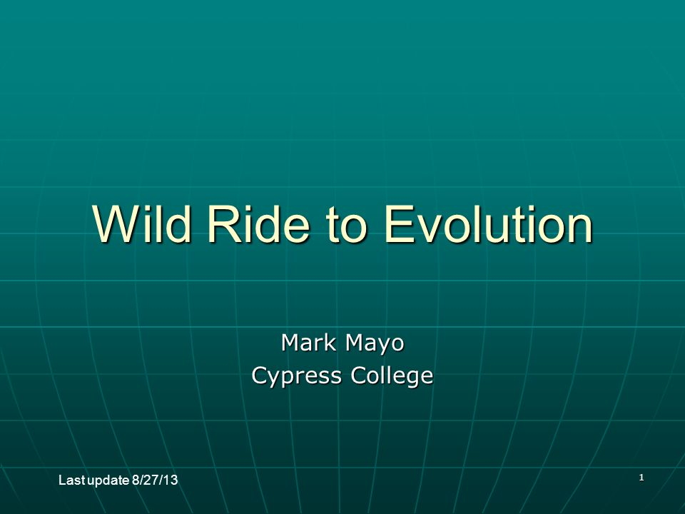 Mark Mayo Cypress College