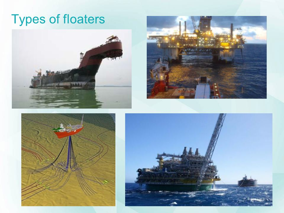 Types of floaters