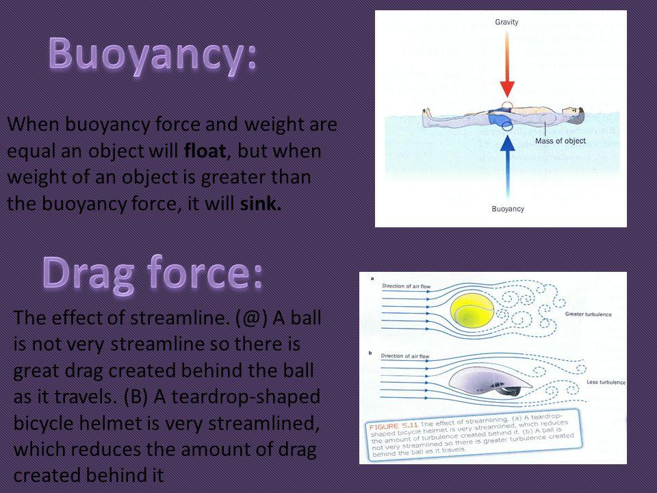 Buoyancy: