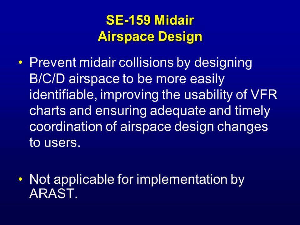SE-159 Midair Airspace Design
