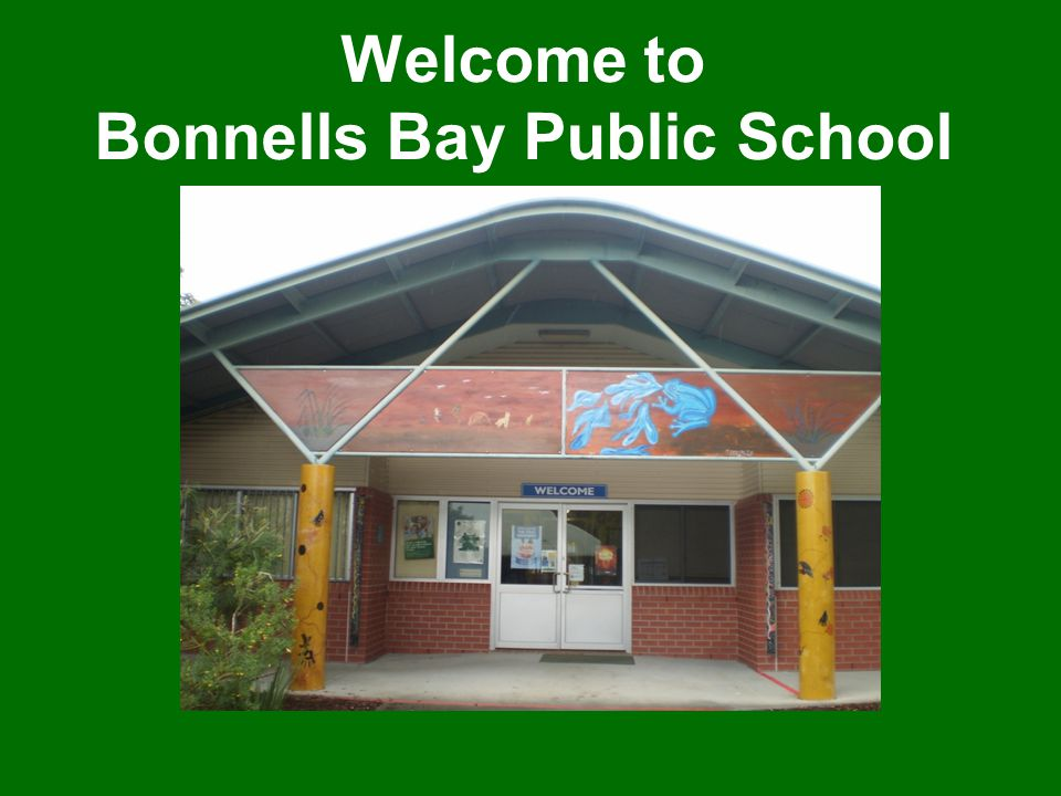 Welcome to Bonnells Bay Public School