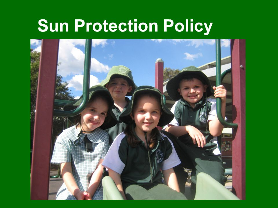 Sun Protection Policy