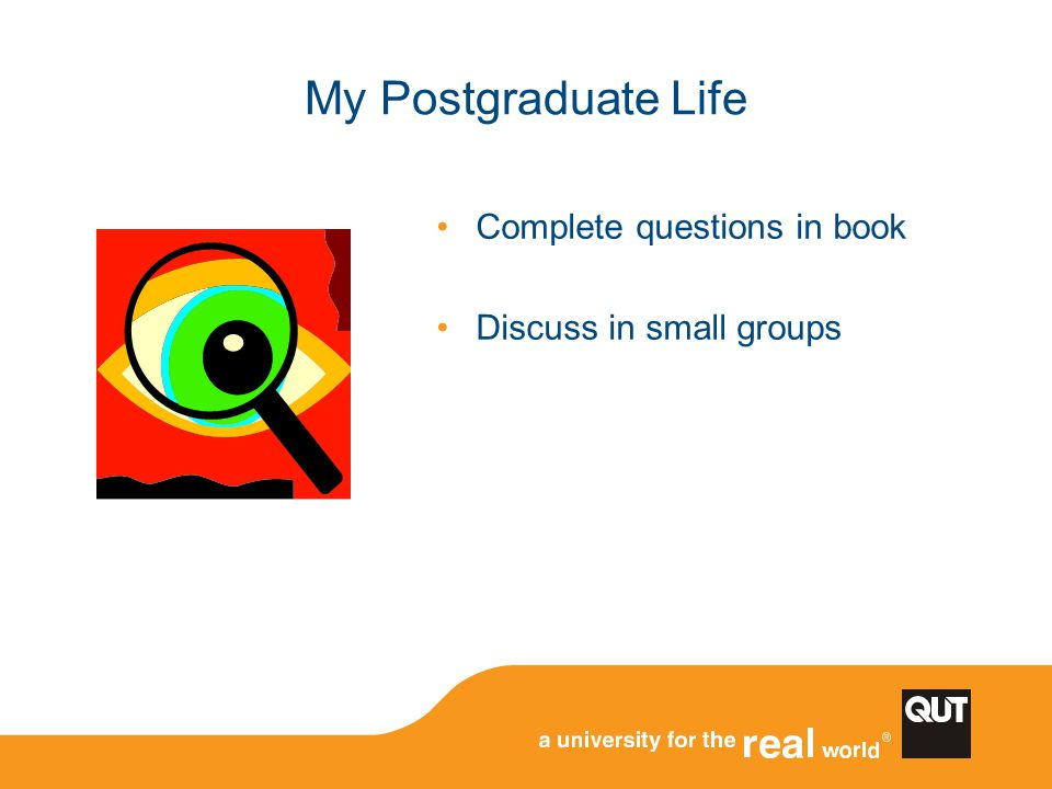 My Postgraduate Life Complete questions in book