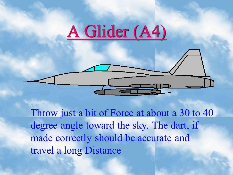 A Glider (A4)