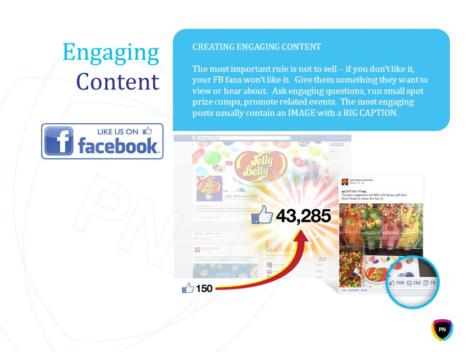 Engaging Content CREATING ENGAGING CONTENT