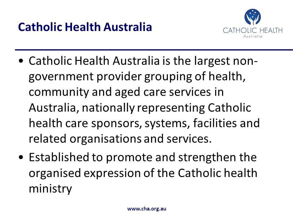 Catholic Health Australia