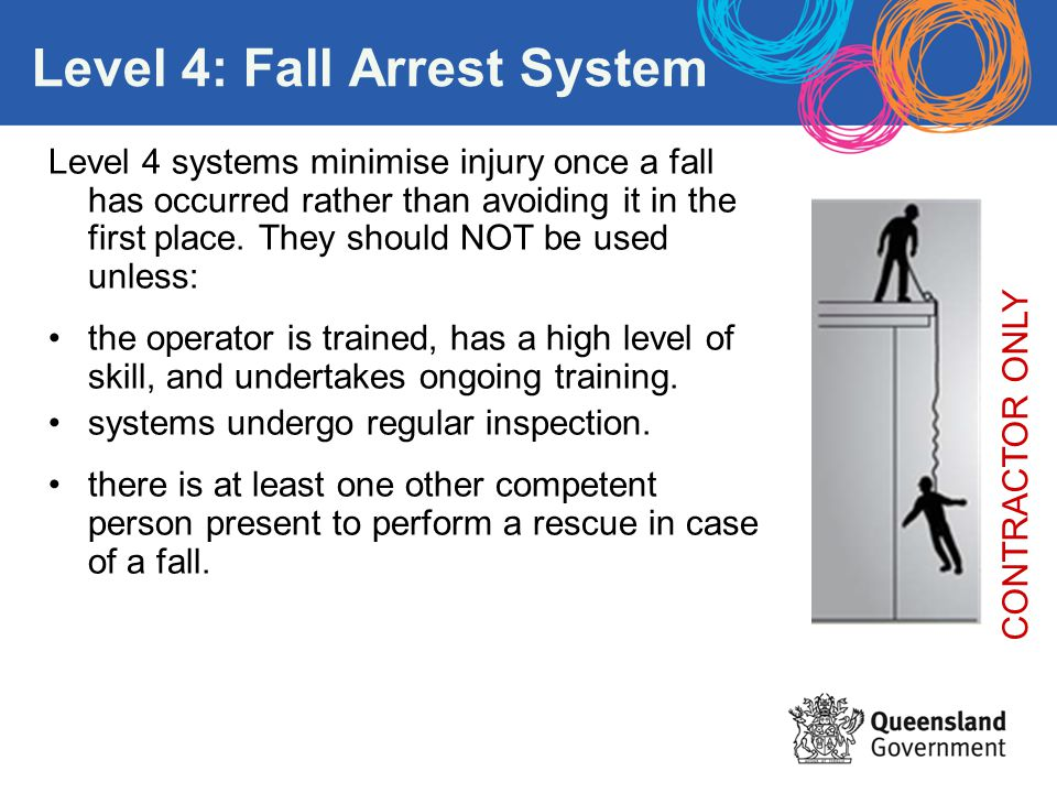 Level 4: Fall Arrest System