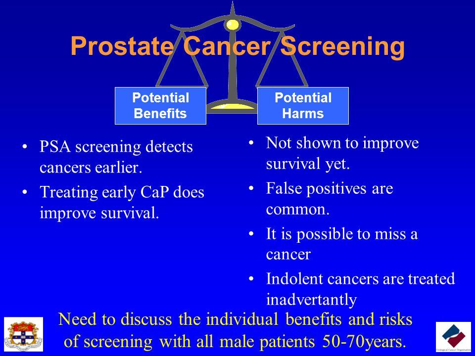 Prostate Cancer Screening
