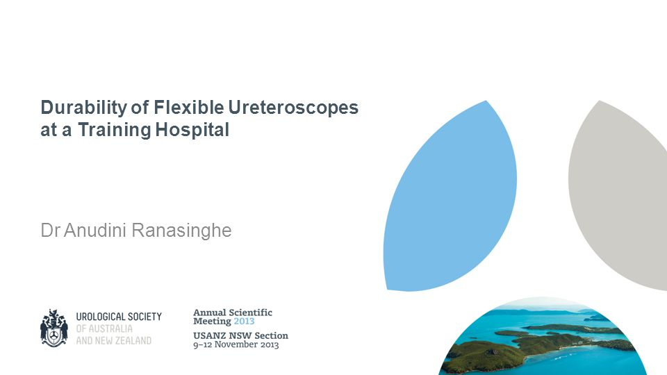 Durability of Flexible Ureteroscopes at a Training Hospital