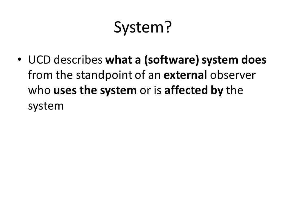 System.