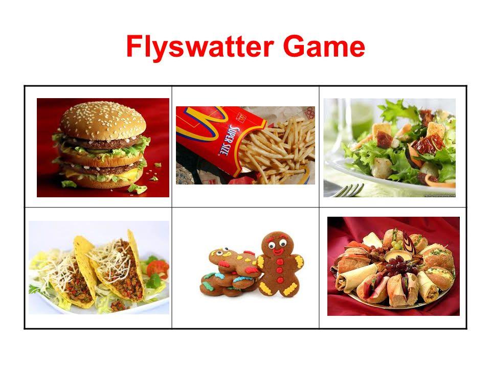Flyswatter Game